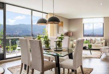 Apartamento en venta en La Calleja de 129m² con Bbq...