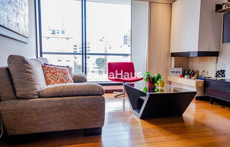 Foto 1 de Massalia, Apartamento en Santa Bárbara Central de dos habitaciones, 83 mts