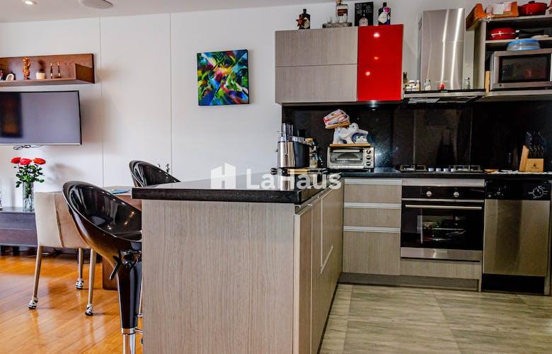 Foto 6 de Massalia, Apartamento en Santa Bárbara Central de dos habitaciones, 83 mts