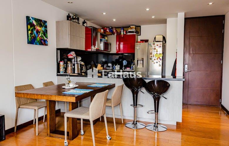 Foto 5 de Massalia, Apartamento en Santa Bárbara Central de dos habitaciones, 83 mts