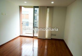 Apartamento en Cajicá, con 3 habitaciones.