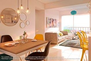 Vivienda nueva, Pentagrama, Apartamentos en venta en Rodeo Alto con 60m²