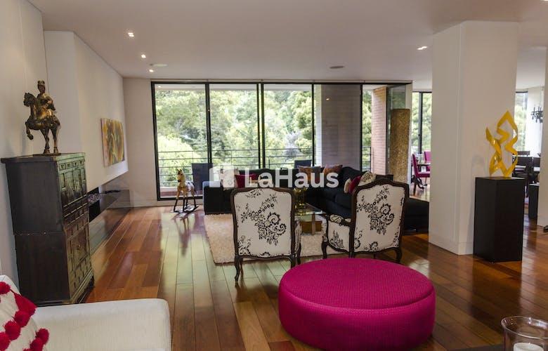 Foto 19 de Apartamento en Santa Bárbara de 3 hab, 340 mts