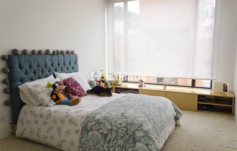 Foto 11 de Apartamento en Santa Bárbara de 3 hab, 340 mts