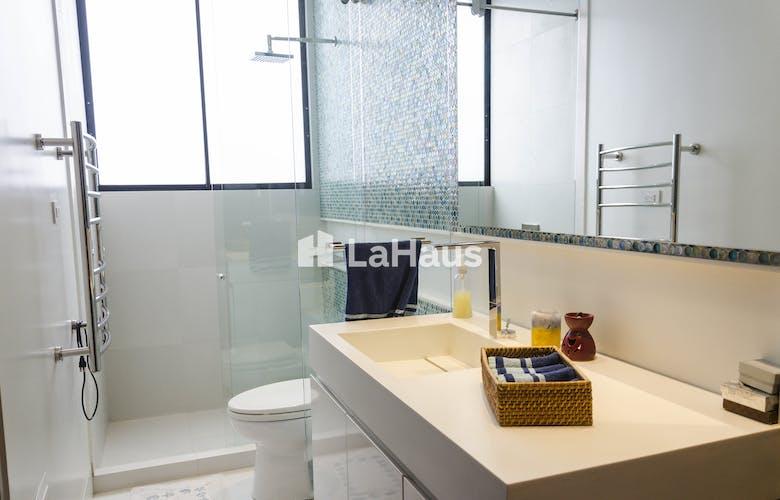 Foto 10 de Apartamento en Santa Bárbara de 3 hab, 340 mts