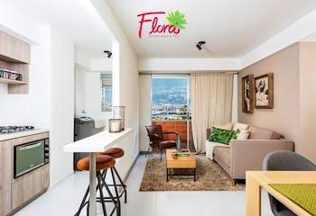 Flora, Apartamentos en venta en El Guayabo con 55m²