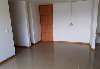 Apartamento en Sabaneta, sector Villas del Carmen - con tres habitaciones