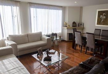 Apartamento en venta en Santa Bárbara Central de 2 habitaciones