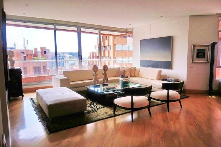 Portada Apartamento en Rosales, Chico - 405mt, cuatro alcobas, terraza