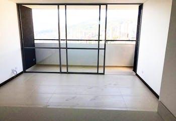 Apartamento en loma de los gonzales - 82 mts, 1 parqueaderos.