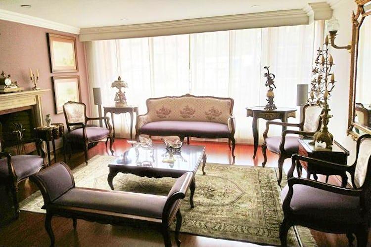 Portada Apartamento en venta bogota Rosales - 208 mts,  4 parqueaderos.
