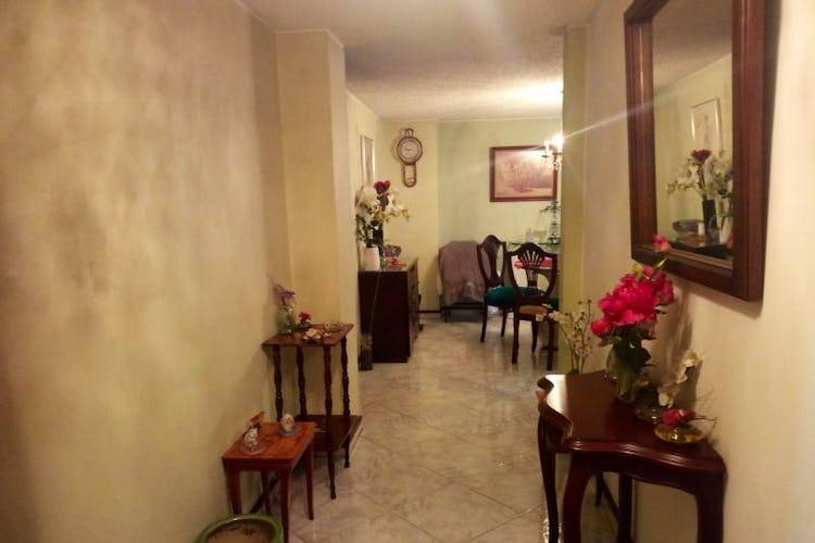 Portada Apartamento  En Bogota Nicolas De Federman, con 3 habitaciones-99mt2