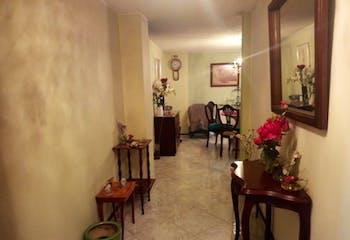 Apartamento En Bogota Nicolas De Federman, con 3 habitaciones-99mt2