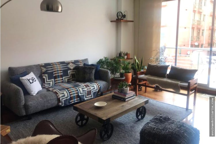 Portada Apartamento de 179m2 en Chicó, Bogotá - con tres alcobas