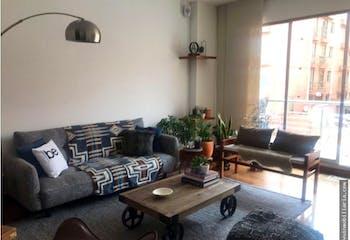Apartamento de 179m2 en Chicó, Bogotá - con tres alcobas