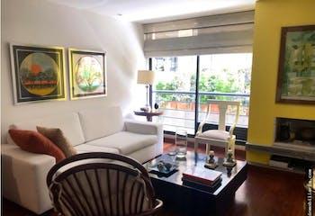 Apartamento en venta en Chapinero Alto 82m² con Jardín...