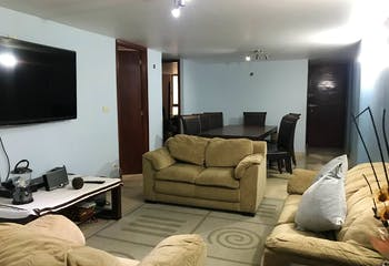 Departamento en venta Roma Sur 80 m2 con Balcón
