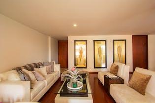 Apartamento en San Gabriel Norte, Usaquén con 3 habitaciones, club house - 151 mt2.