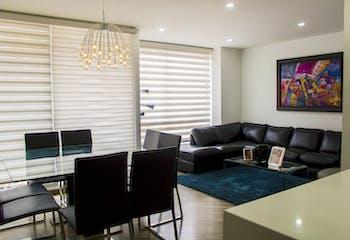 Apartamento en Santa Bárbara Oriental de 3 habitaciones, 98 mts