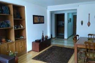Apartamento en chico navarra - 72 mts, 2 parqueaderos.