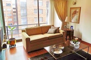 Apartamento en venta en Rincón Del Chico - 117 mts, 4 parqueaderos.