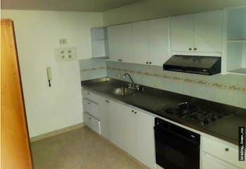 Apartamento en El Portal, Envigado - 93mt, piso 3, tres alcobas