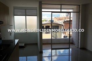 Apartamento en sector Universidad de Medellín, Belén con 3 habitaciones, piso 3 - 76 mt2.