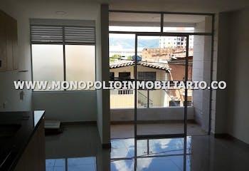 Apartamento en venta en Barrio Universidad Medellín de 76mt2