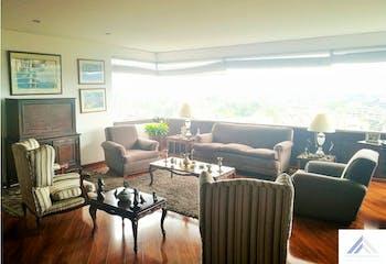 Apartamento en El Refugio, Chico - 315m2+ 26m2 terraza, cuatro alcobas