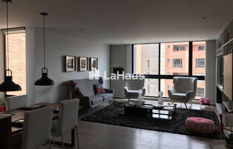 Portada Apartamento en Rosales de tres hab, 163 m2