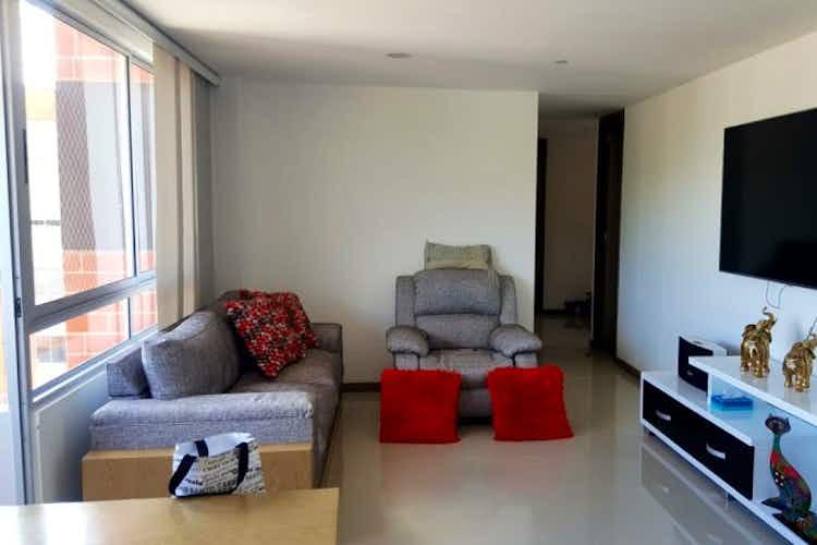Portada Apartamento en La Pilarica - Robledo, con tres habitaciones