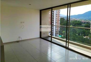 Apartamento en venta en la estrella, Con 3 habitaciones-72mt2