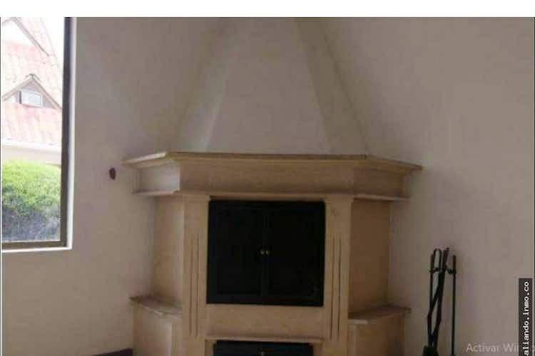 Portada casa en venta en Casco Urbano Mosquera, de 84mtrs2 con chimenea
