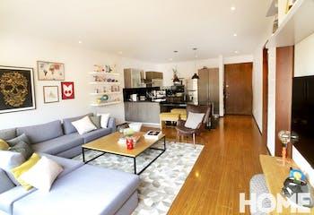Espectacular apartamento en rosales - 77 mts, 1 parqueadero.