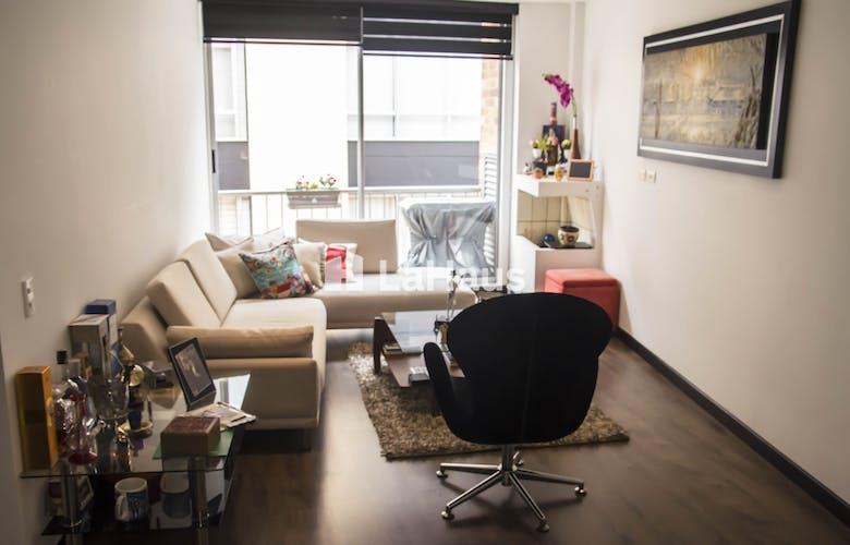 Foto 1 de Altana, Apartamento en Santa Bárbara de 2 hab, 82 mts