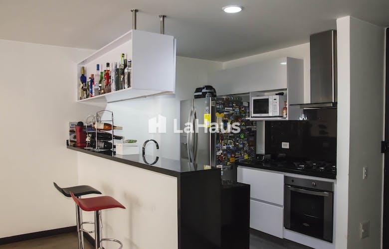 Foto 9 de Altana, Apartamento en Santa Bárbara de 2 hab, 82 mts