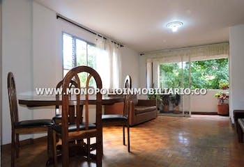 Apartamento en La Villa, Belén con 3 habitaciones, patio - 95 mt2.