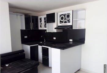 Apartamento de 70m2 en Javeriana, Bogotá - en sexto piso