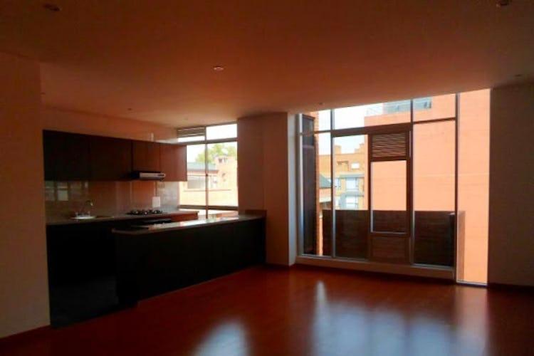 Portada Apartamento en Santa Bárbara, Bogotá - con tres habitaciones, de 90m2