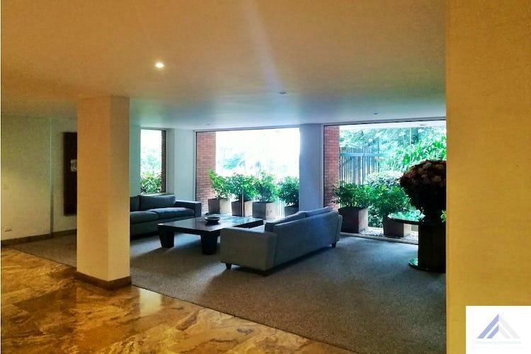 Portada Apartamento Chicó Alto - Raqueta, con cuatro habitaciones  276m2 / 4H