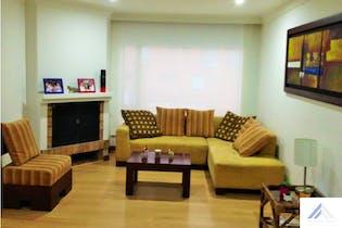 Apartamento Santa Barbara - Bogota, cuenta con 2 habitaciones y 2 garajes. de 93m2