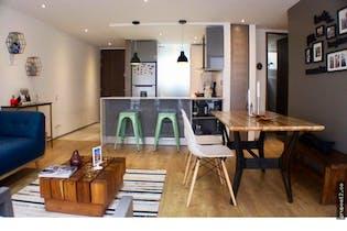 Apartamento de 97m2 Cedritos, Bogotá - con dos habitaciones