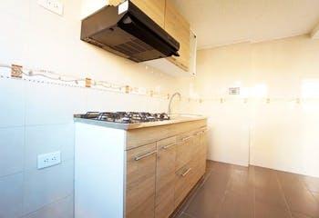 Apartamento en Bogota Suba Fontanar Del Río - 55,59 mts, 3 habitaciones.