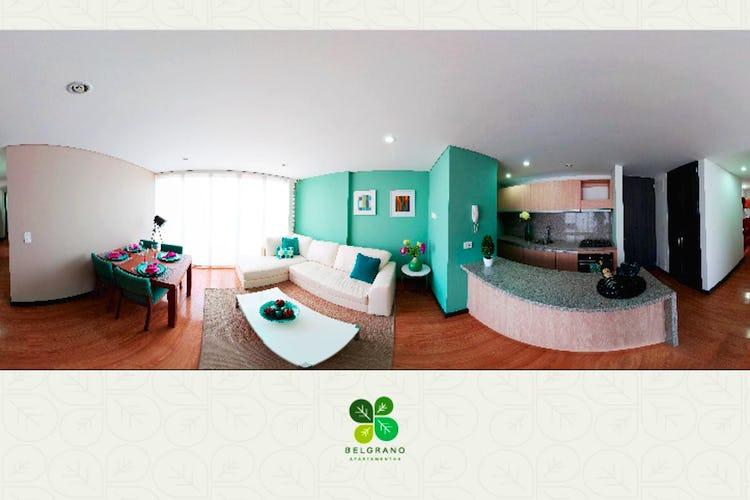 Portada Apartamento En Venta En Bogota Britalia