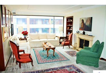 Apartamento en Santa Bárbara - 273 mts, 3 habitaciones.