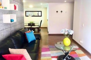 Apartamento en Pasadena, chicó, con 3 habitaciones, 122 mts