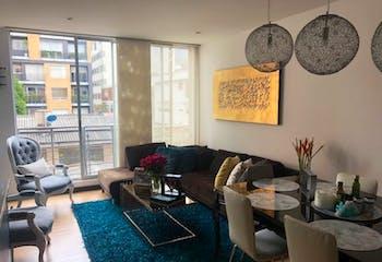 Apartamento en venta en El Virrey 96m² con Gimnasio...