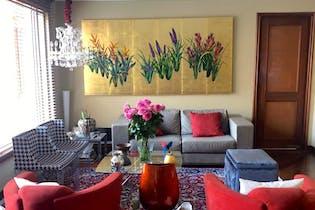 Apartamento en venta en Chicó Reservado 161m² con Gimnasio...