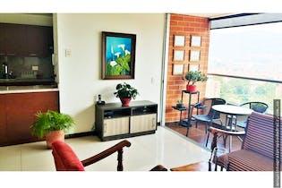 Apartamento en Loma de Cumbres, Envigado - Tres alcobas