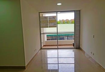 Apartamento en prados de sabaneta - 68 mts, 1 parqueaderos.